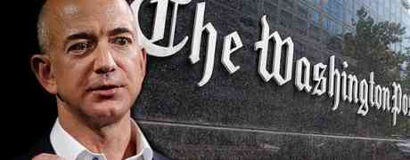 Jeff Bezos, Washington Post e i nuovi media tycoon
